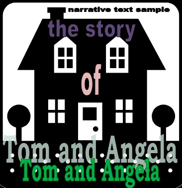 Example of Narrative Text: Story of Tom and Angela