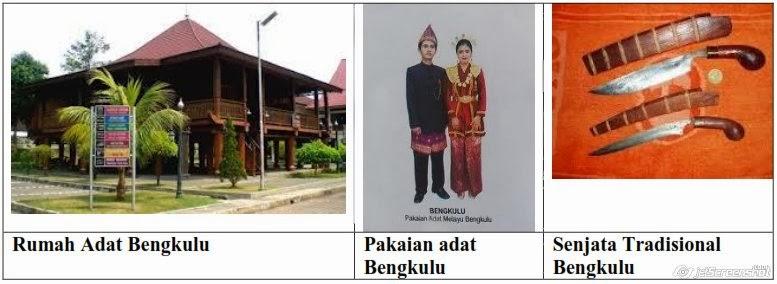 Download this Rumah Pakaian Senjata Adat Bengkulu picture