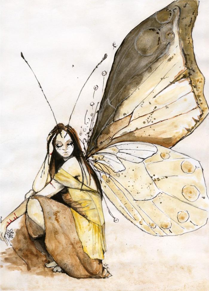 Hollow Tears af Mie Gersvang