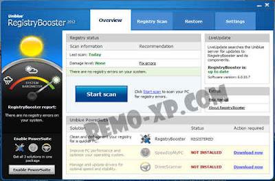 Registry Booster 2012
