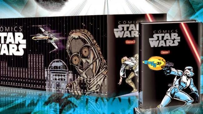 Coleção Quadrinhos Star Wars