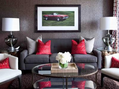 Original Brian Patrick Flynn BachelorPad Living Room