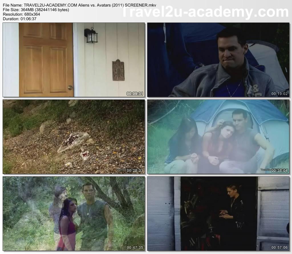 Avatar 2 Movie Trailer 2011: Aliens Vs. Avatars [2011] SCREENER [350MB]