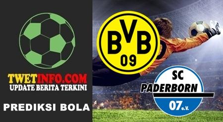 Prediksi Borussia Dortmund vs Paderborn