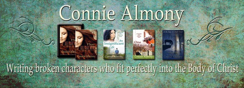 Connie Almony Blog