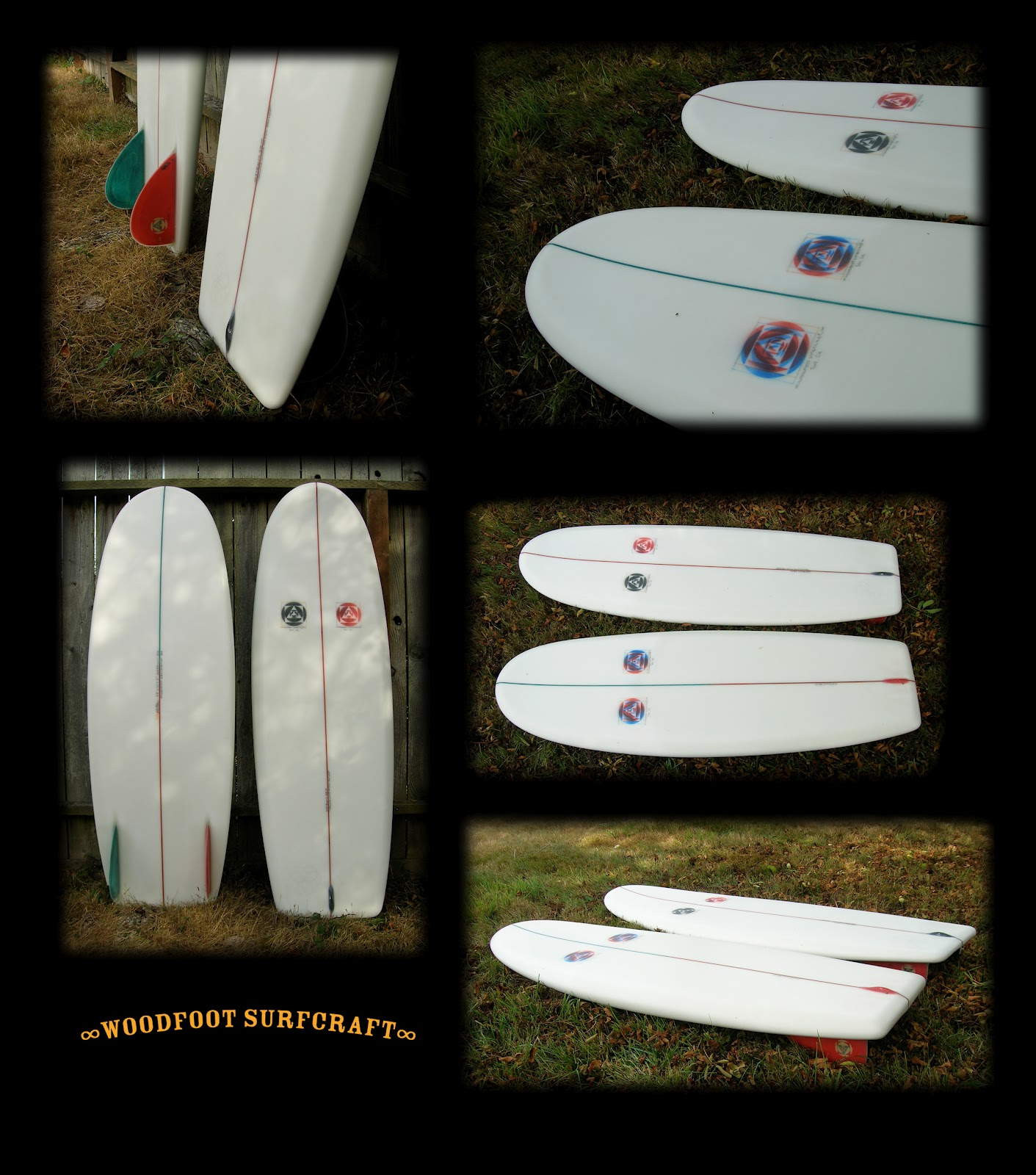 twin fin surfboards