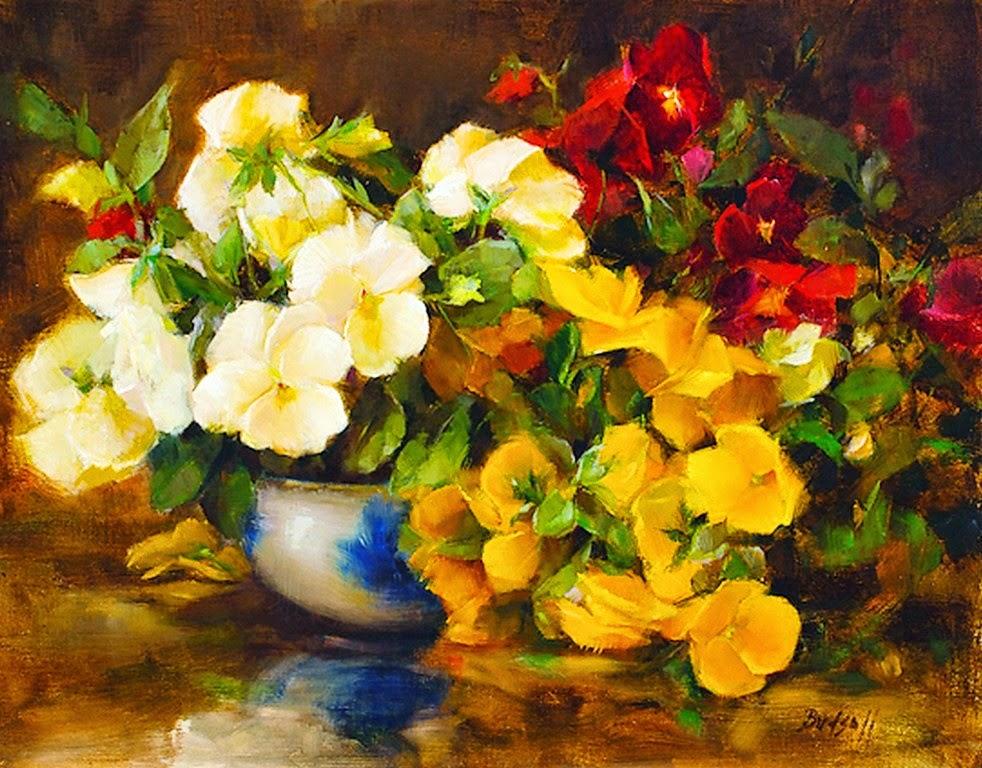 cuadros-de-flores-impresionistas-foto