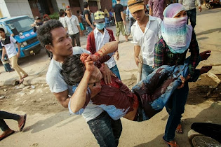 Hun Sen Crime against his people