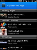 BlackBerry Radio App released in beta by RIM