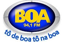 Rádio Boa FM da Cidade de Teresina ao vivo