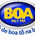 Ouvir a Rádio Boa FM 94,1 de Teresina - Rádio Online