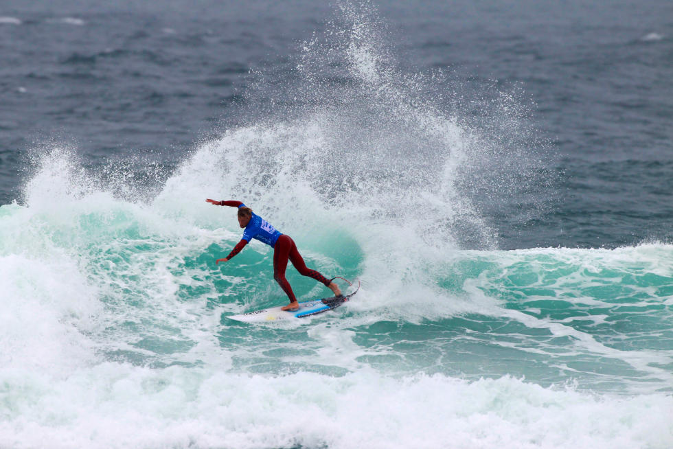 14 Patrick Gudauskas USA Allianz Billabong Pro Cascais Foto WSL Laurent Masurel
