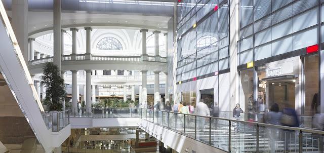 Sobre o shopping Westfield San Francisco Centre