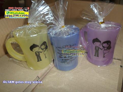 gelas mug warna jual