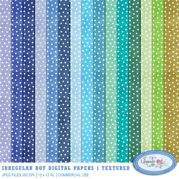 Textured commercial use digital papers