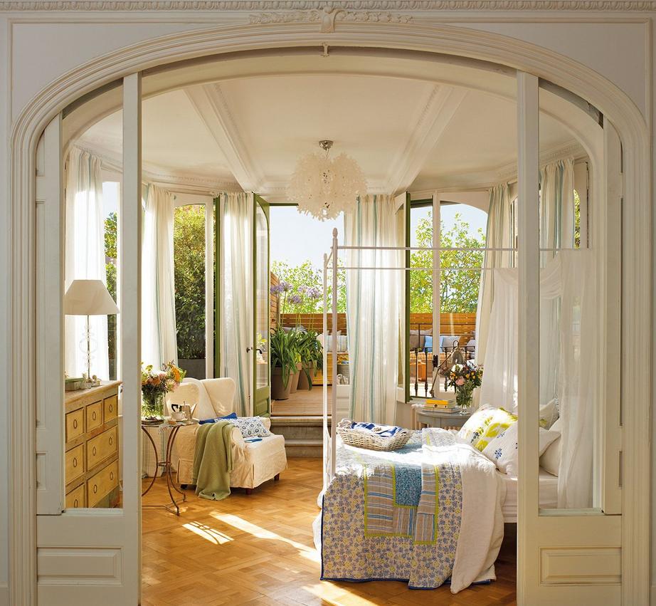 Guida tende tende per la camera da letto - Tende da camera da letto classiche ...