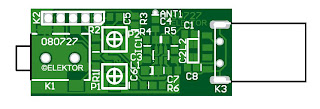 usb to fm transmitter pcb layout