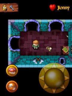 Download Game Draky and the Twilight Castle Gratis