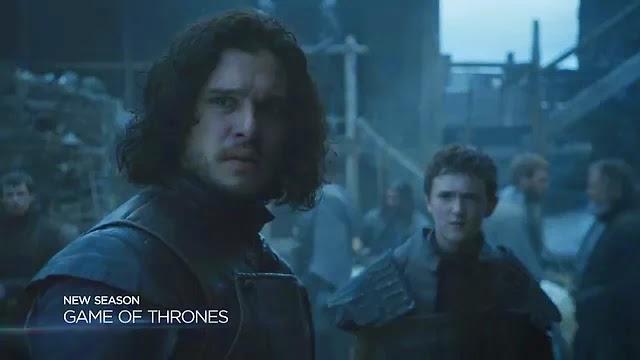 A Jon Snow en el Muro...