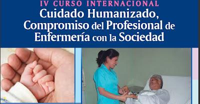 CUIDADO HUMANIZADO EN ENFERMERIA CURSO INTERNACIONAL