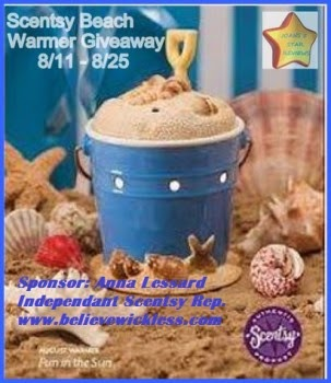 Fun In The Sun Scentsy Giveaway