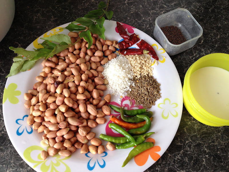 recipe: how to make peanut chutney in hindi [18]