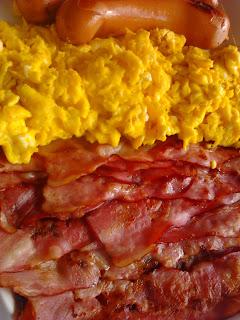 Bacon Crocante para o Pequeno-Almoço