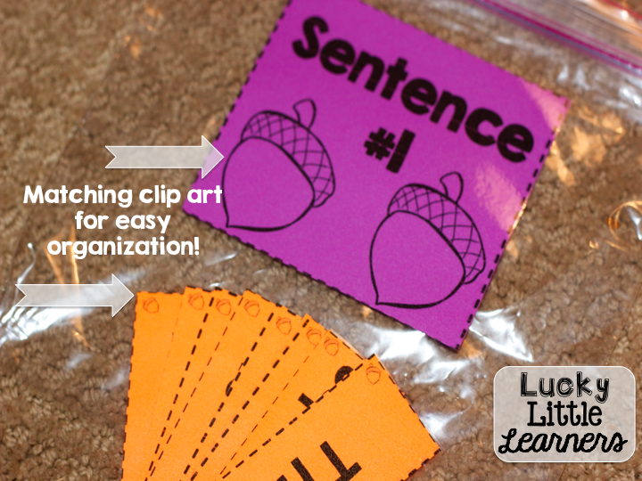 http://www.teacherspayteachers.com/Product/Fall-Sentence-Scrambles-1512047