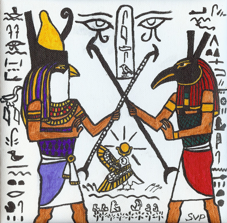an analysis of the relationship between egyptian rulers and the gods Ptolemy rule and the egyptian  and the egyptian gods apis  show respect for their new rulers while the relationship between priests and the.