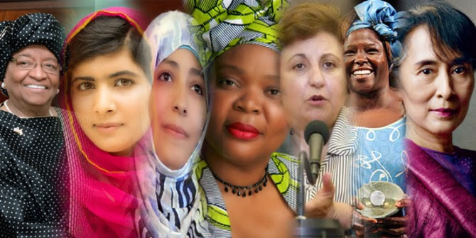Inilah 7 Perempuan di Dunia Yang Sabet Hadiah Nobel Perdamaian.