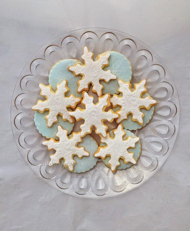 frozen arty cookies