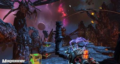 Magrunner: Dark Pulse Screenshots 1