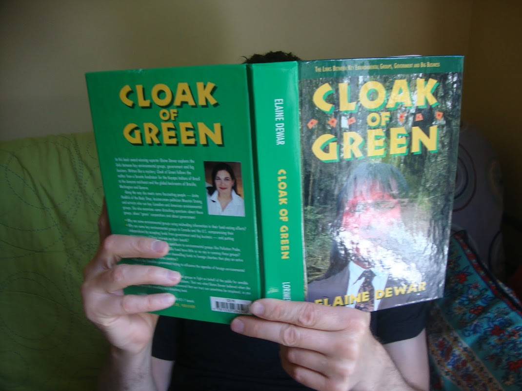 "click pic - Elaine Dewar's ""Cloak of Green"", 1995, Canada - A MUST READ!"