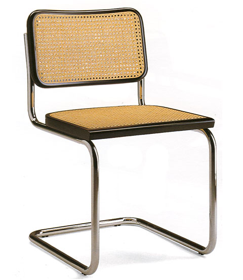 Chair Cesca S32 by Marcel Breuer, 1928