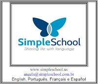 Escola de Línguas Estrangeiras.