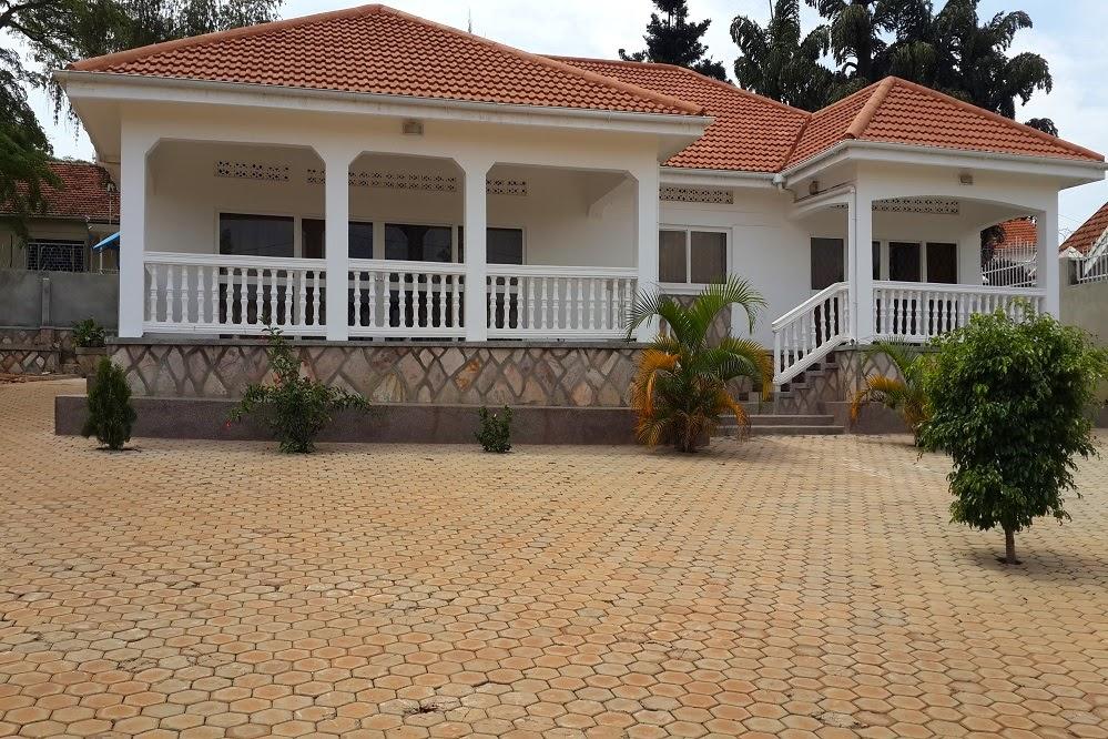 Kampala house plans