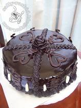 Kek Coklat Moist Terbaik