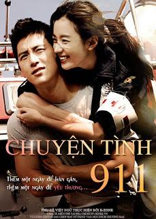 Phim Chuyện Tình 911 Vietsub