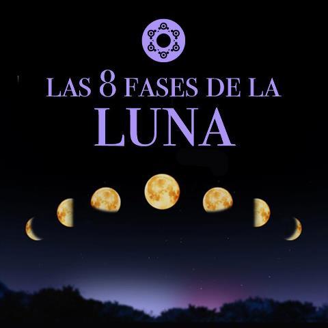 Gregorio perez romo las 8 fases de la luna for Que es luna creciente