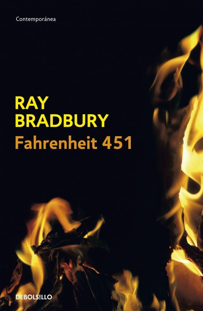 montags journey in the novel fahrenheit 451 by ray bradbury Powerful modern adaptation of ray bradbury's classic book, fahrenheit 451 of ray bradbury's 1953 novel about a future guy montag, a.