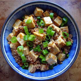 Miss Mochi's Adventures: Mapo Tofu: The Japanese Version