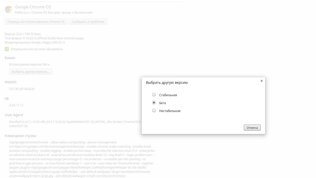 Chromebook обзор