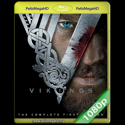 VIKINGOS: LA PRIMERA TEMPORADA COMPLETA (2013) FULL 1080P HD MKV ESPAÑOL LATINO