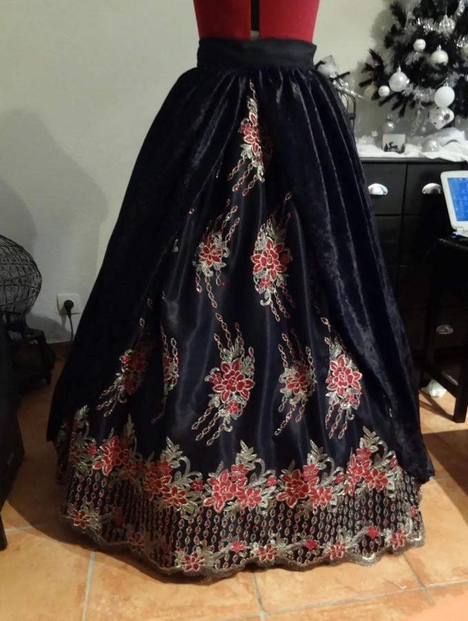 l 39 atelier by nath costume pour le carnaval de venise. Black Bedroom Furniture Sets. Home Design Ideas