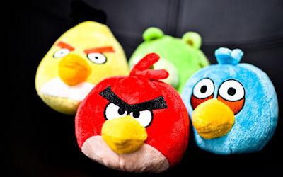 Angry Birds (Juguetes de peluche para coleccionistas)