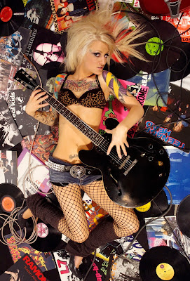Punk Rock Girls