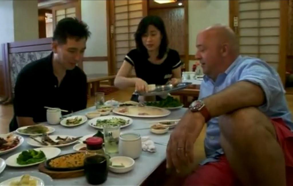 Gastronomia insolita en Corea