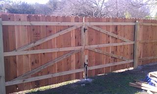 Деревянный забор. Фото 50