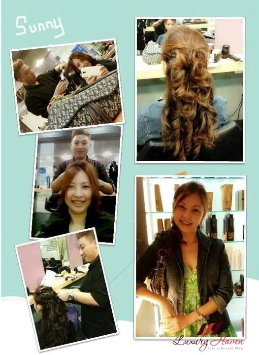 jass hair design chinese new year hair styles