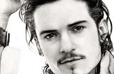 Best Celebrity Pencil Sketch 03